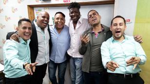 Los Villacorta presentó su nueva canción 'Peruano y qué' en 'Qumbias y Risas' (VIDEO)