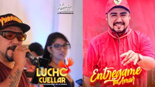 Lucho Cuellar regresa a la cumbia con 'Entrégame tu amor'