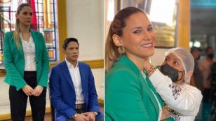 Maria Grazia Gamarra ingresa a 'Luz de Luna' para apoyar a León