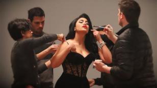 Maricarmen Marín estrenó videoclip de 'Anótalo', junto al chileno Américo