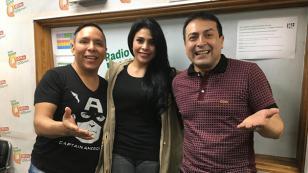 Maricarmen Marín presentó su canción 'Por qué te fuiste' en Qumbias y Risas (VIDEO)