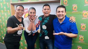 Maricarmen Marín recibió su Premio Q de Oro por la Voz Femenina del 2018 (VIDEO)