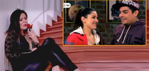 Marina Yafac le canta a Erick Elera en 'Al Fondo Hay Sitio'