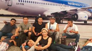 Marisol compartió detalles de su viaje a Argentina