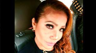 Marisol compartió foto junto al cómico Fernando Armas