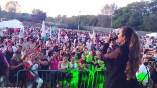 Marisol la rompe en Europa con shows presenciales