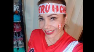 Marisol y otros artistas cantaron tras victoria de Perú