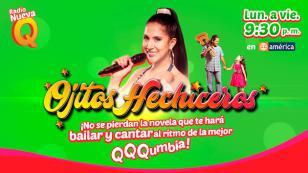 ¡Melissa Paredes deslumbra como 'Estrellita' en 'Ojitos Hechiceros'!