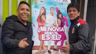 '¿Mi novia es él?' es la película peruana más taquillera de la semana