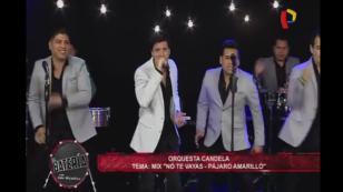 ¡Mira aquí la presentación de Orquesta Candela en 'La Batería'! (VIDEO)
