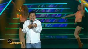 ¡Mira aquí la presentación del imitador de Tony Rosado en 'Yo Soy'! (VIDEO)