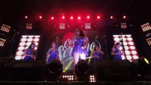 Mira cómo fue el primer concierto presencial en El Huaralino
