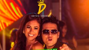 ¡Mira el adelanto del videoclip de 'Échame la culpa' de Deyvis Orosco!