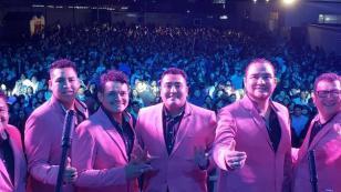 ¡Mira un extracto del concierto de Armonía 10 en Cerro de Pasco! (VIDEO)