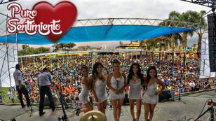 ¡Mira el concierto de verano de Puro Sentimiento! (VIDEO)