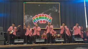 ¡Mira el concierto que ofreció Armonía 10 en Ferreñafe, Lambayeque! (VIDEO)