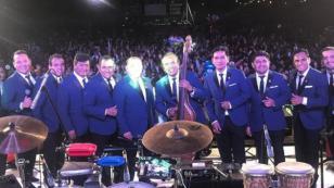 Mira el gran show de Agua Marina en Paita, Piura