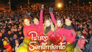 ¡Mira el show de Puro Sentimiento en la provincia de Azángaro! (FOTOS Y VIDEO)