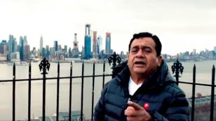 Mira el videoclip de 'Volver a mi hogar', de Tony Rosado