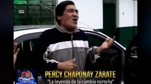 ¡Mira este video inédito de Percy Chapoñay de Armonía 10!