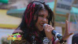 ¡Mira la presentación de Briyit y su banda en 'La Caravana de las Estrellas'! (VIDEO)