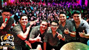 ¡Mira las fotos del concierto de Los Tigres de la Cumbia en Tingo María!