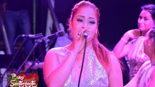 ¡Mira lo que fue el primer concierto de Kassandra Chanamé con Puro Sentimiento! (VIDEO)
