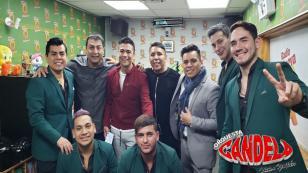 Orquesta Candela celebra el éxito de 'Par de copas'