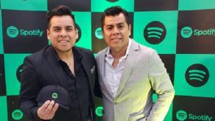 Orquesta Candela fue invitada a la presentación de conocida plataforma musical en Perú