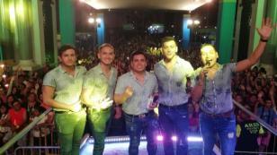 Orquesta Candela pasó un grato momento con sus fanáticos (VIDEO)