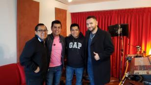 Orquesta Candela prepara novedades con reconocido productor 'El Viejo' Rodríguez