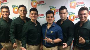 Orquesta Candela presentó su nueva canción 'Maldita traición' en 'Qumbias y Risas'