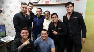 Orquesta Candela presentó su nueva canción 'Tu falta de querer' en 'Qumbias y Risas' (VIDEO)