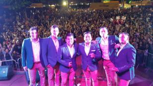 Orquesta Candela se presentó en el programa 'Los 4 finalistas'