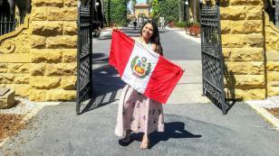 Peruana llega a Stanford gracias a Perú Champs. ¡Conoce este caso de éxito!