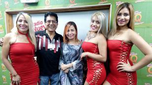 Pintura Roja contó los detalles de su videoclip por el aniversario de 'El Teléfono' (VIDEO)