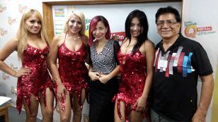 ¡Pintura Roja nos enseñó a preparar arroz con pato en 'El Show de las Mamis'! (VIDEO)