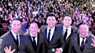 Presentación de Grupo 5 en el teatro Gran Rex de Argentina llega al millón de vistas