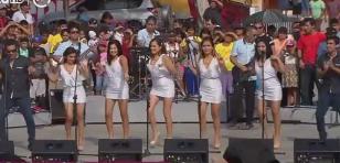 Puro Sentimiento hizo bailar a Lurín en 'Domingos de Fiesta'
