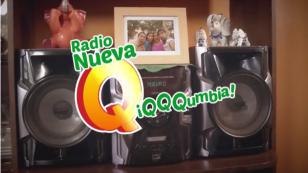 'QQQuando' escuchas la mejor cumbia, sintonizas radio Nueva Q. ¡Mira el spot que hicimos para ti!