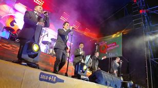¡QQQumbia con el Grupo5 en Comas fue un éxito total! (VIDEO)