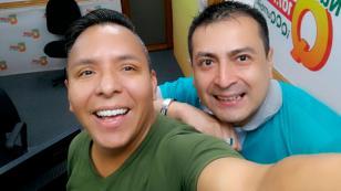 ¡'Qumbias y Risas' presentó los mejores chistes saludos con Edwin Sierra y Oscar del Río! [VIDEO]