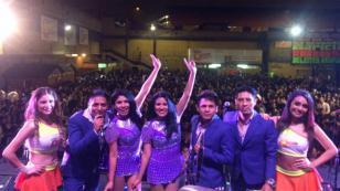 ¡Radio Nueva Q celebró a lo grande el Qumbiatonazo por el Día del Amigo! (FOTOS Y VIDEOS)