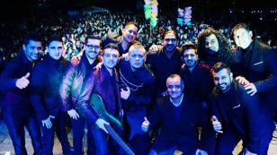 Ráfaga anunció gira en Chile