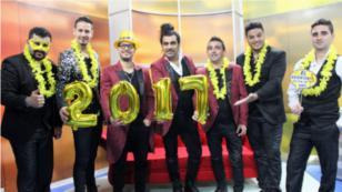 Ráfaga regresa al Perú para celebrar Año Nuevo con el Gran Combo y Armonía 10