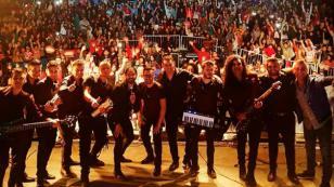 Ráfaga tocará en famoso teatro de Buenos Aires