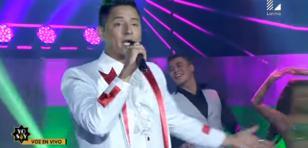 Imitador de Rodrigo Tapari de Ráfaga cantó 'Mentiras' en Yo Soy