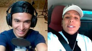 Raúl Ruidíaz se declaró fan de Esaúd Suárez (VIDEO)