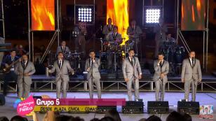 ¡Revive esta presentación del Grupo 5 en 'Domingos de Fiesta'! (VIDEO)