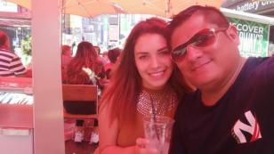 Clavito y su Chela publica fotos de su viaje a Nueva York con su novia